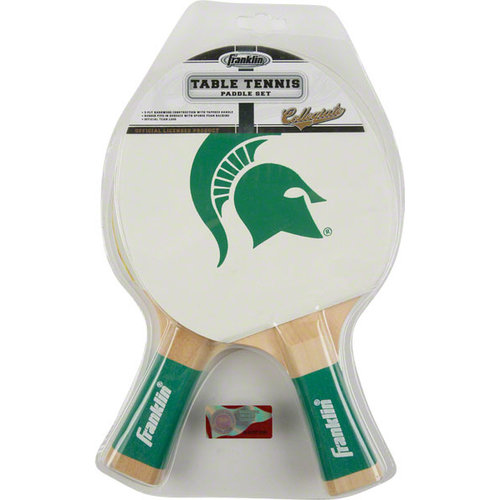 NCAA \u0026#045; Michigan State Spartans Table Tennis Paddle Set  sc 1 st  Walmart.com & NCAA \u0026#045; Michigan State Spartans Table Tennis Paddle Set ...