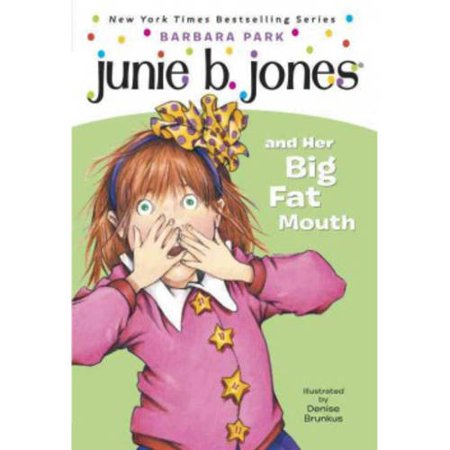 Junie B. Jones and Her Big Fat Mouth by