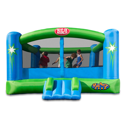 Click here to buy Blast Zone Big Ol Bouncer Bounce House by Blast Zone.