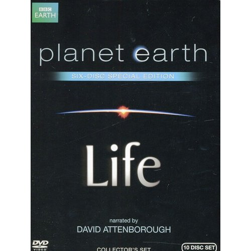 Life (Narrated By David Attenborough) / Planet Earth (Widescreen)