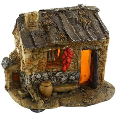 Fairy Garden Decor (Top Collection Enchanted Story Garden and Terrarium Southern Style Fairy House Outdoor Decor with)