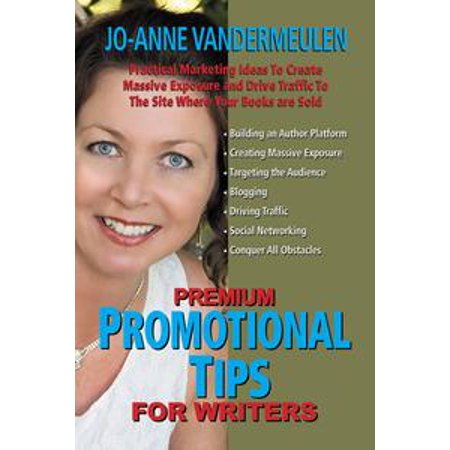 Promotional Codes.com (Premium Promotional Tips for Writers -)