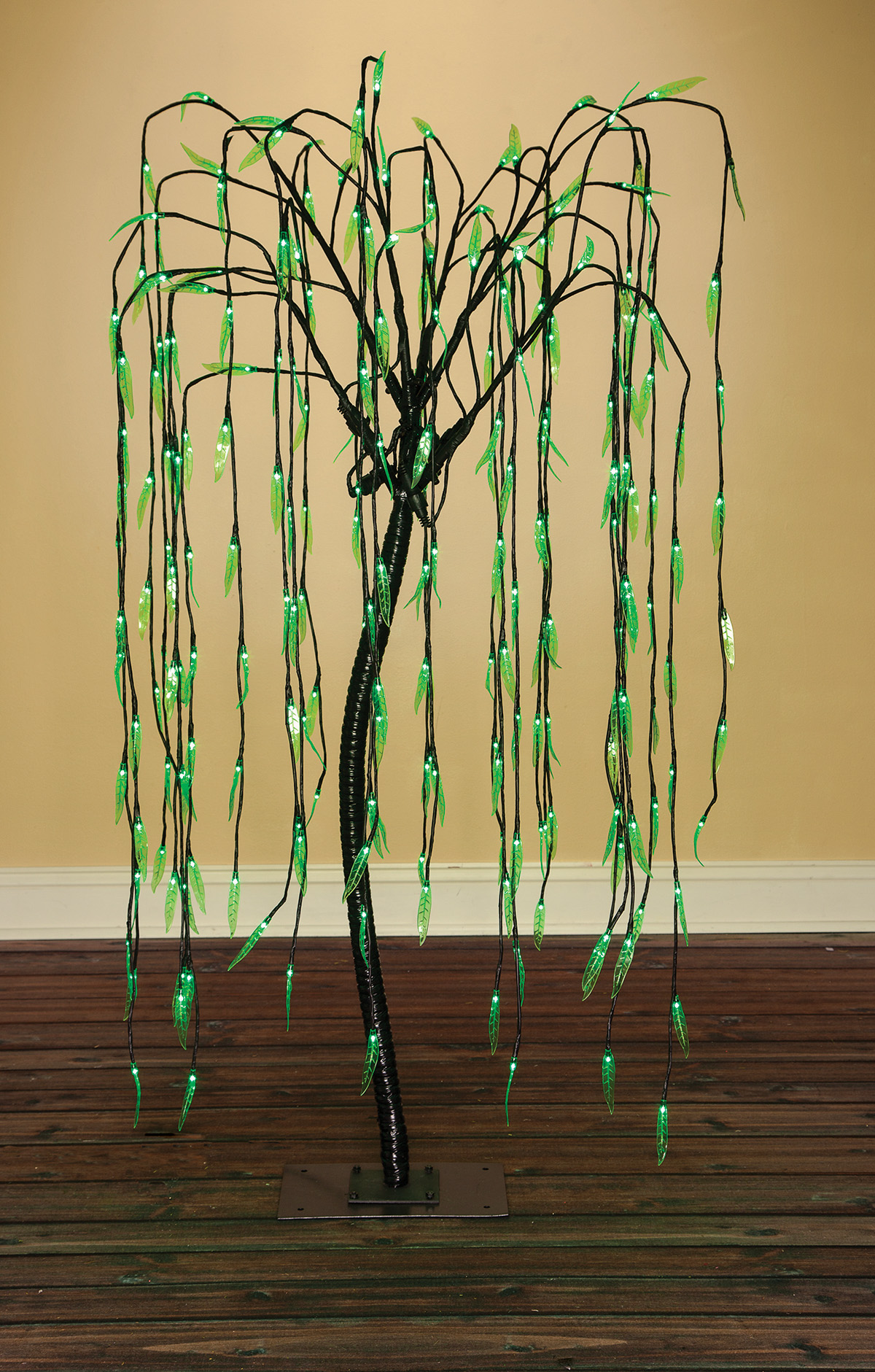 Lighted Willow Tree 5ft - Walmart.com