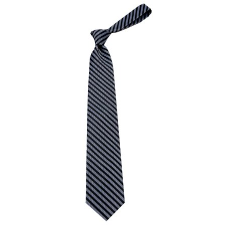 Mens Extra Long Big and Tall Fashion Necktie Geometric and Stripe Design Ties
