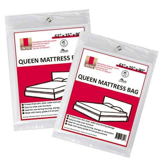 Queen Size Mattress Cover 61 Quot X 15 Quot X 90 Quot Moving Supplies