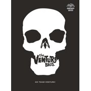 Go Team Venture!: The Art and Making of the Venture Bros - eBook