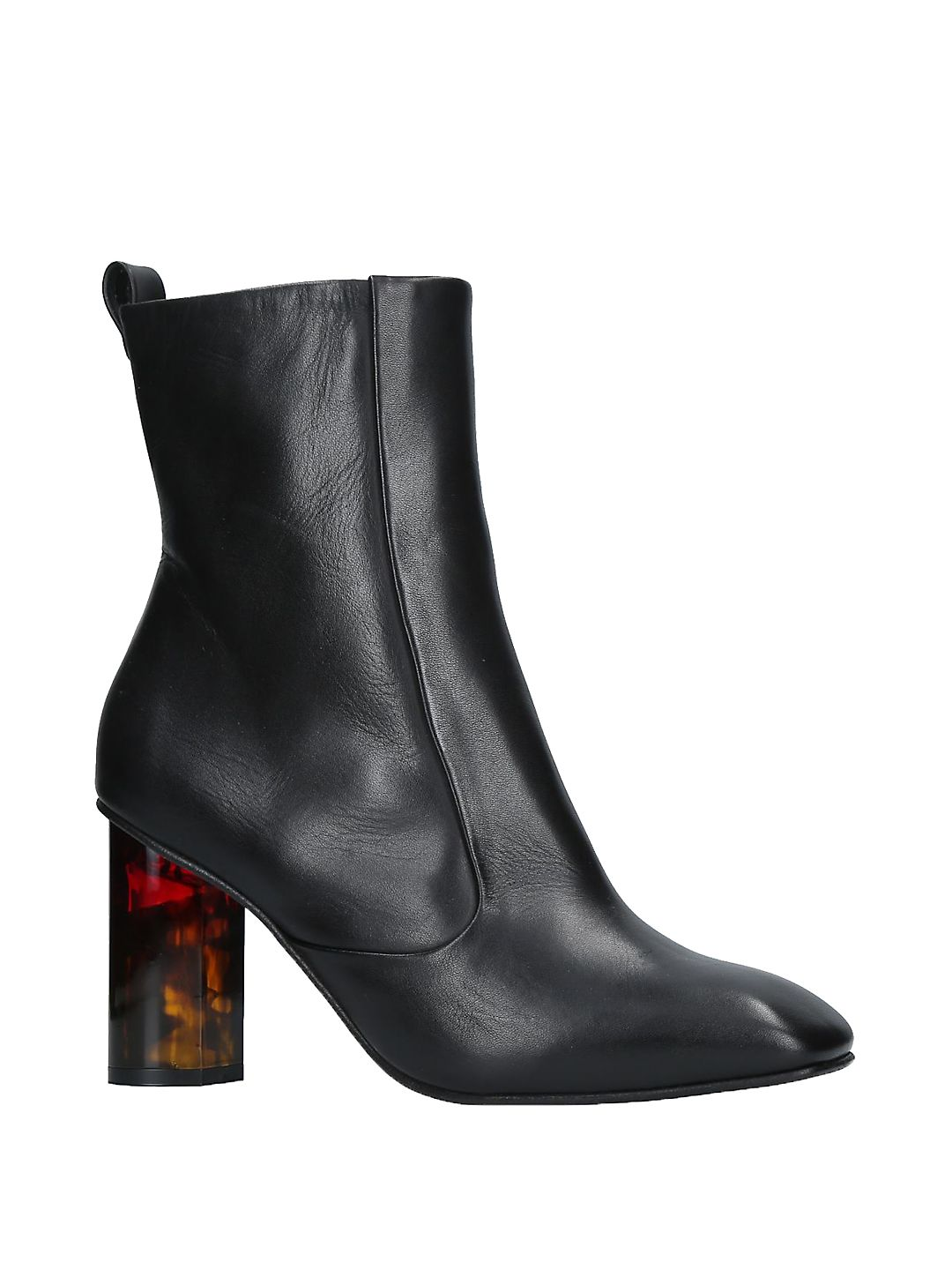 Stride 90 Leather Ankle Boots