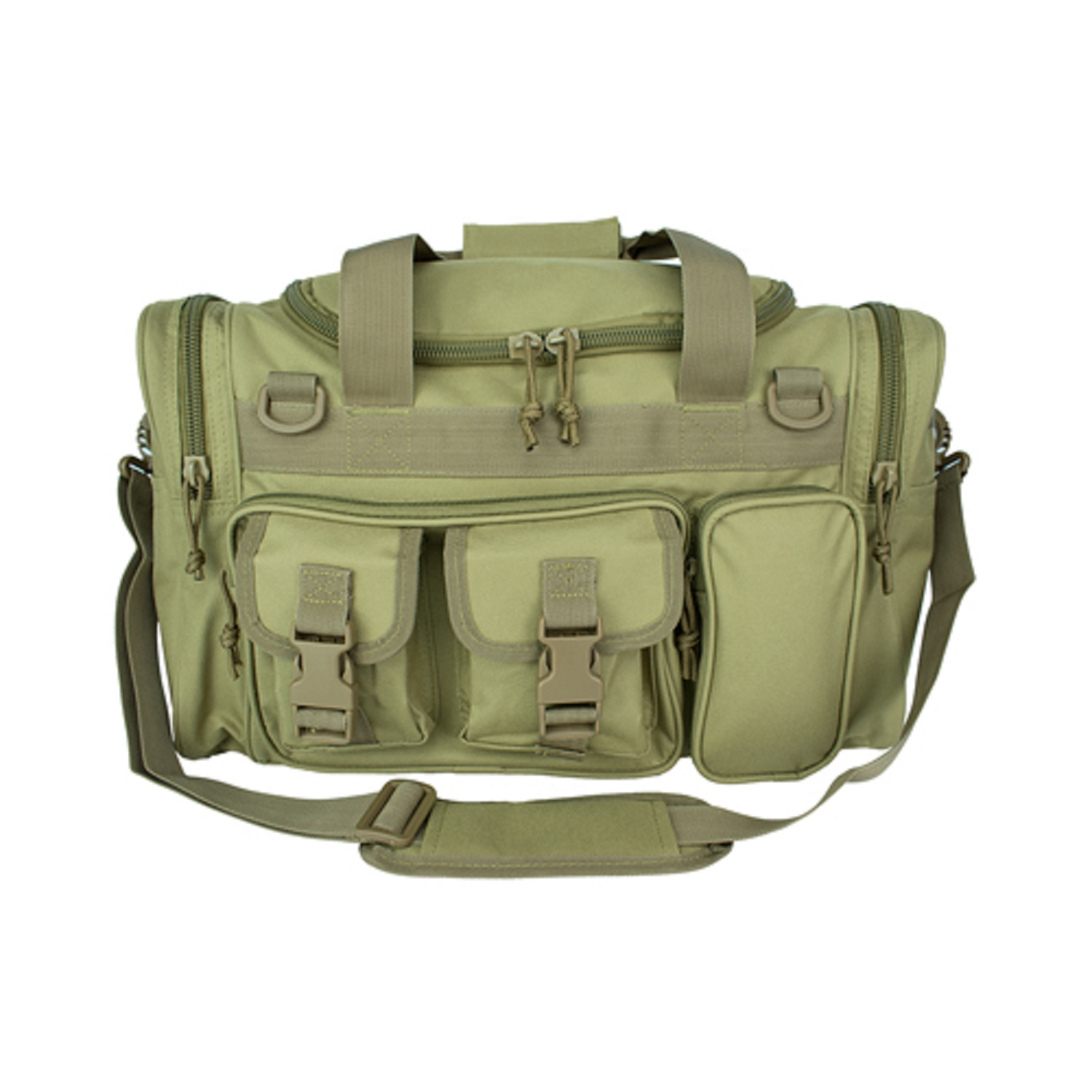 Osage River Tactical Duffle 18-Inch Coyote Tan by Osage River