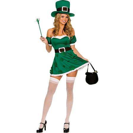 Spank Me I'm Irish Women's Adult Halloween Costume