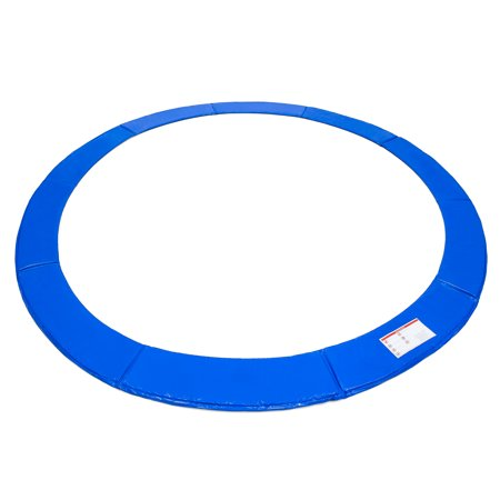 Best Choice Products 12-Foot Replacement Trampoline Safety Pad Spring Cover, Blue ()