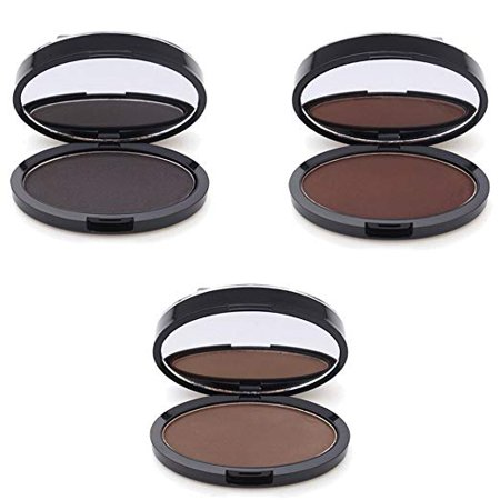 Long Lasting No Mess Eyebrow Stamps 2 Pack Dark Brown