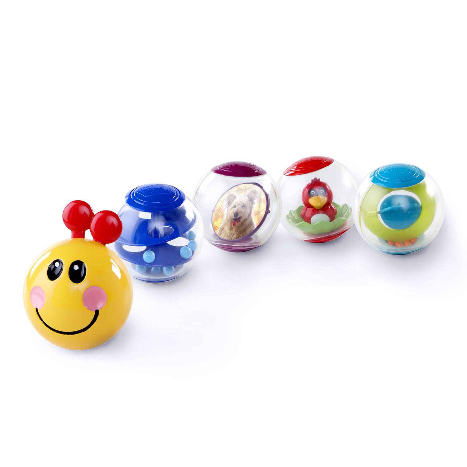 Baby Einstein Roller Pillar Activity Balls Toy