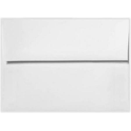 Black And White Halloween Invitations (A1 Invitation Envelopes (3 5/8 x 5 1/8) - 70lb. Bright White (1000)
