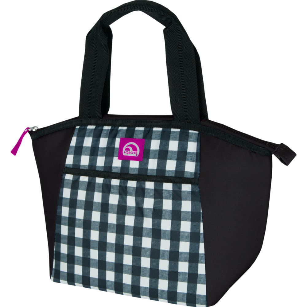 Leftover Tote 9 Clbw Bold Plaid