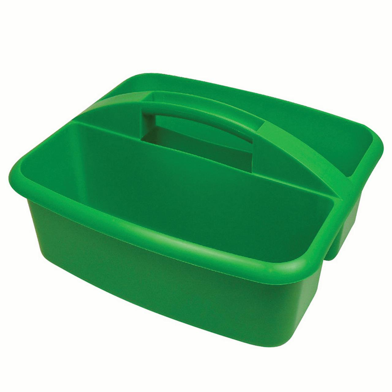 LARGE UTILITY CADDY GREEN