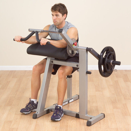 Body Solid Cam Series Adjustable Curl Bench