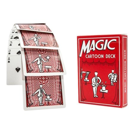 Magic Cartoon Deck By   Ball Water Cartoon Liliana 236 Book Network Cardstock Imagine Magician Street Might Decks Sound Packs Edition Girls Card Crisis    By Magic Makers