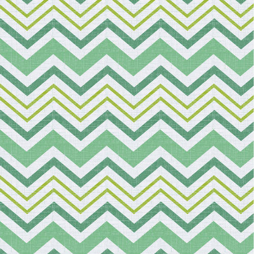 Waverly Inspirations Chevron Lime 100% Cotton Duck Fabric 45'' Wide, 180 Gsm, Quilt Crafts Cut By The Yard