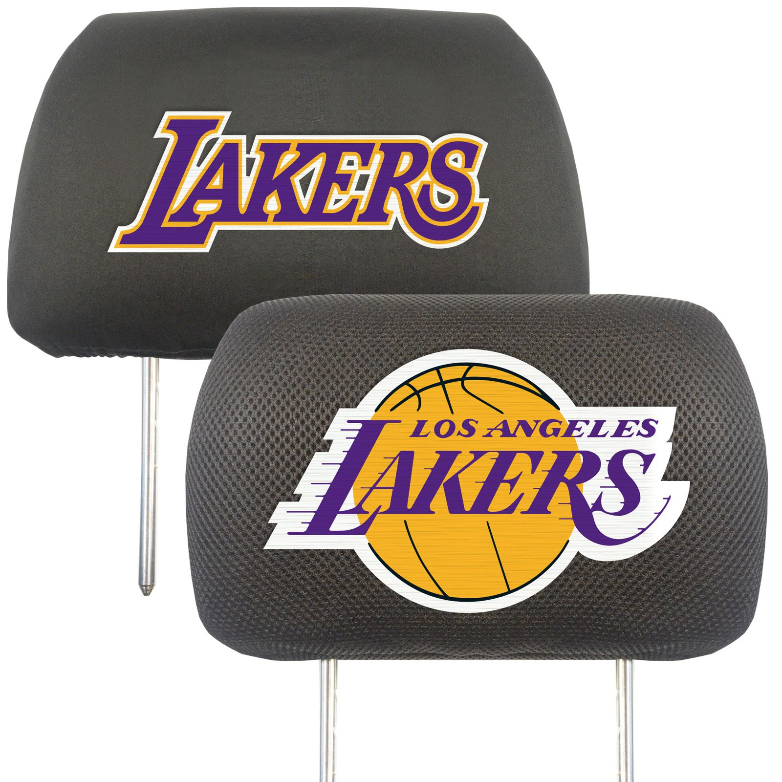 NBA Los Angeles Lakers Headrest Covers