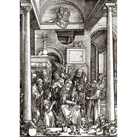 Life Of The Virgin 17 Poster Print by Albrecht Durer (20 x (Days Of Our Lives 8 28 17)
