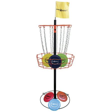 Park & Sun Sports Disc Golf II Set](Frisbee Golf Set)