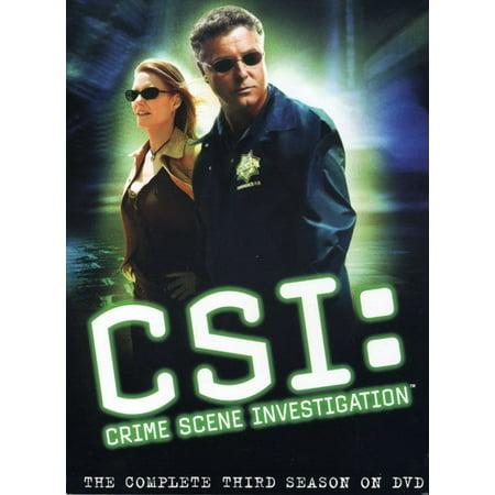 Csi  The Third Season