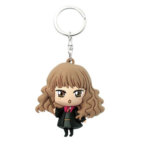 PVC Figural Key Chain - Harry Potter - Hermione (Pottery Figural)