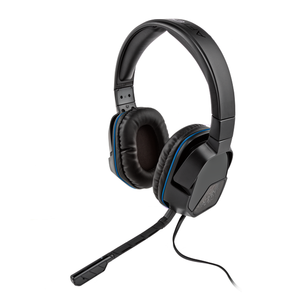 Pdp Afterglow Ps4 Lvl 3 Stereo Gaming Headset Black 051 032