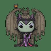 Funko POP! Deluxe: Villains - Maleficent on Throne