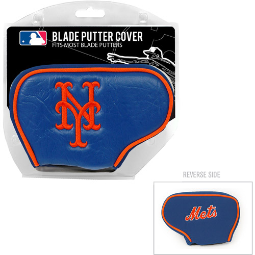 Team Golf MLB New York Mets Golf Blade Putter Cover