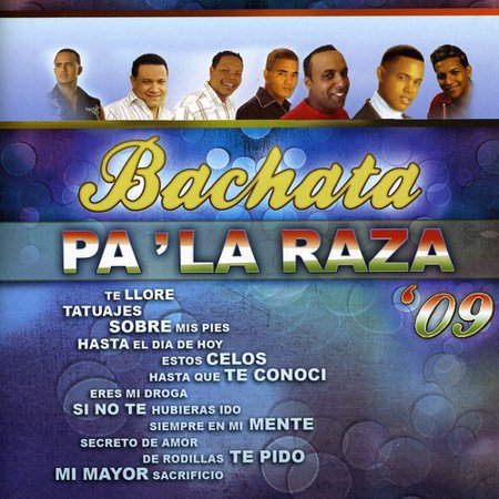 Bachata Pa'la Raza 2009 (Bachata En La Calle)
