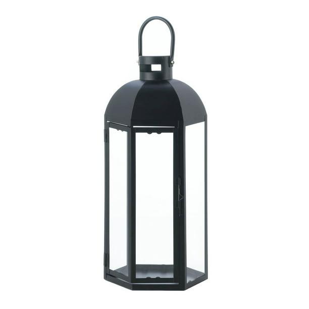 Lantern Candle Holder Large Rustic