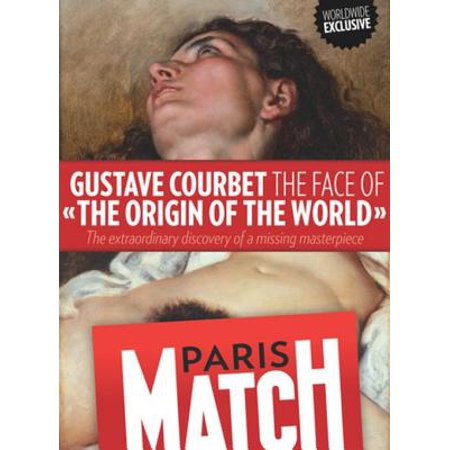 Gustave Courbet, the face of «The Origin of the World» -