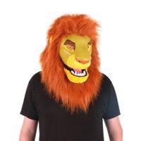 elope Disney Lion King Simba Mouth Mover Mask