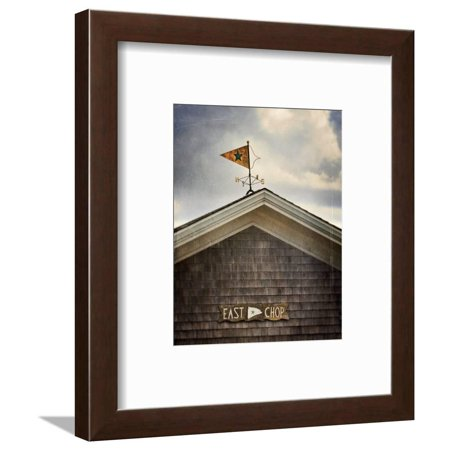 East Chop Framed Print Wall Art By Katherine Gendreau