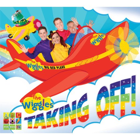 Wiggles - Taking Off [CD] - The Wiggles Halloween Songs
