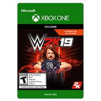 WWE 2K19, 2K, Xbox One, [Digital Download]