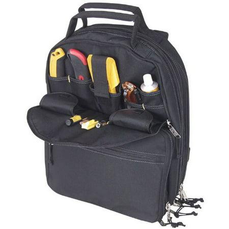Custom LeatherCraft 1132 75-Pocket Tool Backpack (Custom Leathercraft 1134 Tool Backpack 48 Pocket)