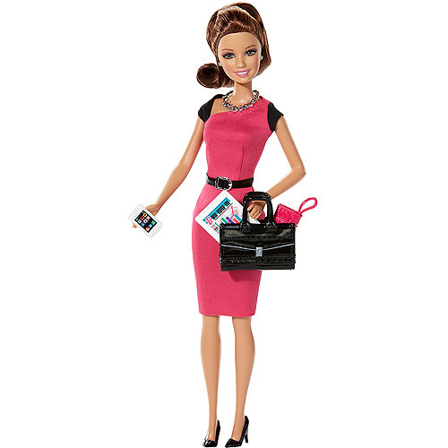 Barbie Entrepreneur Doll, Hispanic