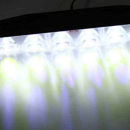 6 LED White Car DRL Daytime Running Light Fog Lamp Daylight DC 3-3.6V 2pcs - image 3 of 6