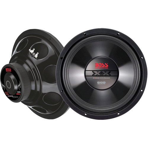 Boss Audio Audio CX10 Chaos Series Voice Coil Subwoofer (One Subwoofer)