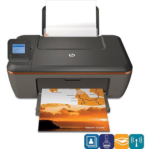 HP Deskjet 3512 Inkjet Multifunction Printer/Copier/Scanner