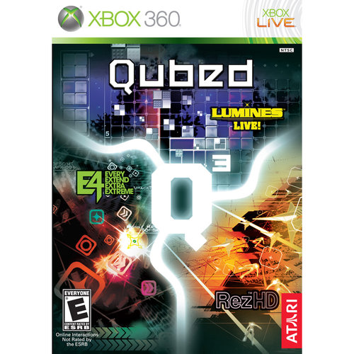 Qubed (Xbox 360) - Pre-Owned