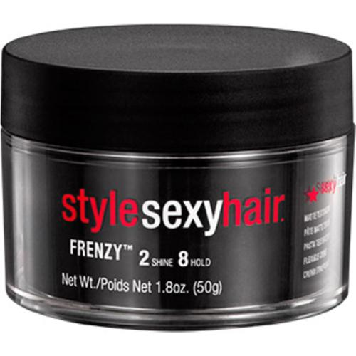 Sexy Hair Concepts Short Sexy Hair, Frenzy Texture Paste, 1.8 oz