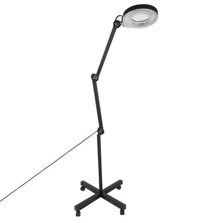 Stand Skincare Beauty Cosmetic Makeup Tattoo Manicure 5xMagnifying Lighted Magnifier Light Lamp