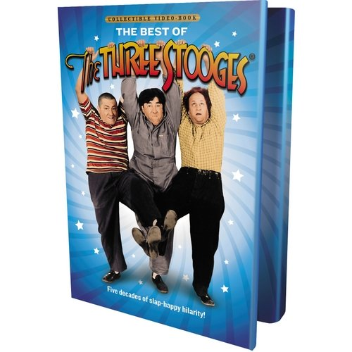 The Best Of The Three Stooges (Videobook) (Full Frame) by MADACY ENTERTAINMENT GROUP INC