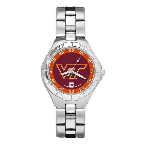 NCAA - Virginia Tech Hokies Pro II Women's Bracelet Watch
