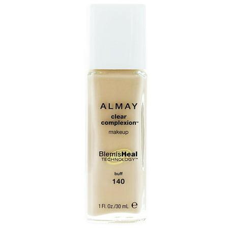 Almay 100 Oily Skin Makeup Powder .35 Oz (Best Drugstore Powder For Oily Skin 2019)
