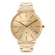 Armani Exchange Women's Ax5552 Rose-Gold Stainless-Steel Quartz Fashion Watch
