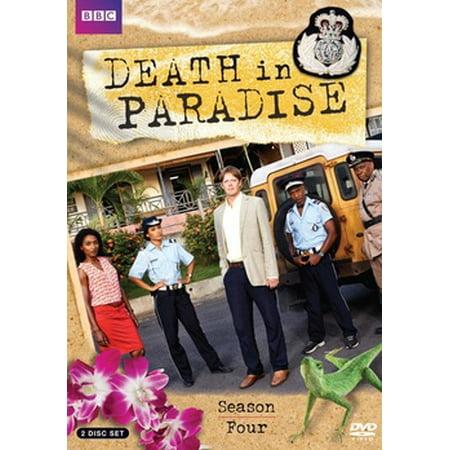 Death in Paradise: Season 4 (DVD) (Death In Paradise Stab In The Dark)